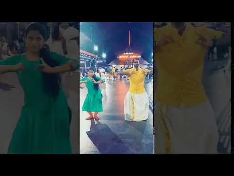 Kuchipudi Chathurasra Jathi | A Run A Vlogs | Guruvayoor Temple | Aruna & Devesh