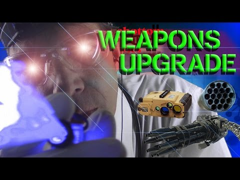 ASMR Droid Weapons Upgrade Package
