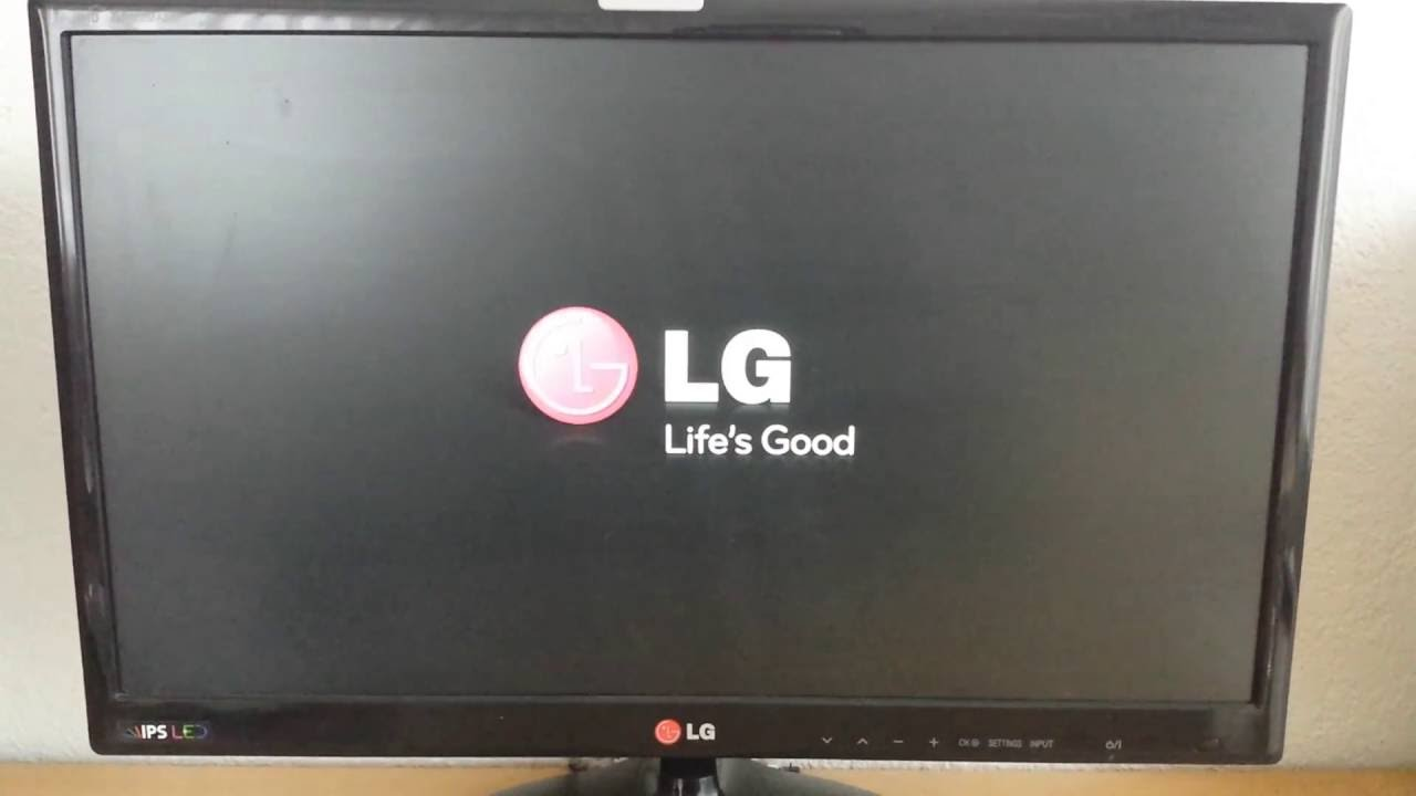 lg tv sound but no picture youtube