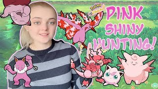 PINK SHINY HUNTING! Lets Go Pikachu! SUPER CHILL Live Stream!