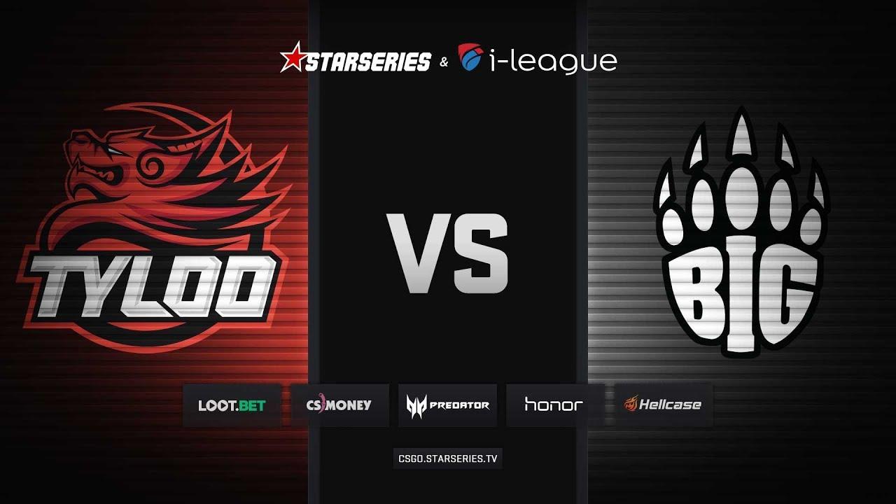 TYLOO vs BIG, cache, StarSeries i-League Season 6 Finals
