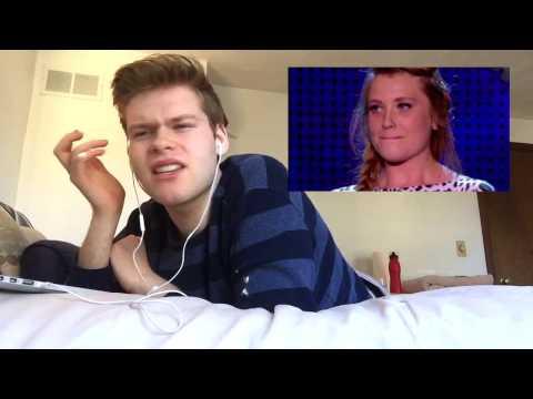 REACTION to ELLA HENDERSON On X Factor |