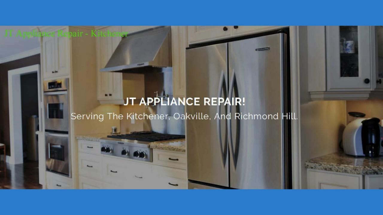 Kitchener ON Appliance Repair   JT Appliance Repair - YouTube