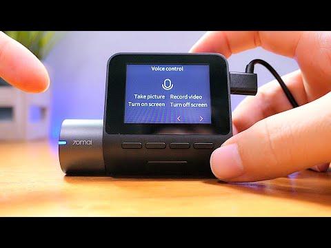 70mai Dash Cam - Setup & Video Footage
