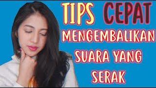 Gambar cover TIPS CEPAT BALIKIN SUARA SERAK Vhiendy Savella