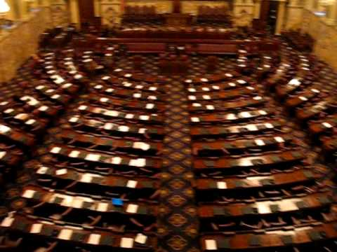 Inside the Pennsylvania House of Representatives