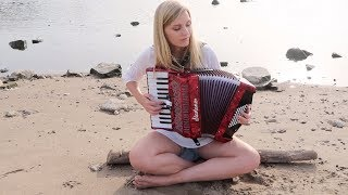 what the ocean feels like to me (ft. an accordion) I AD