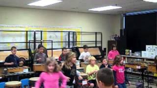 Miss Russ 2nd Grade Christopher Columbus Song