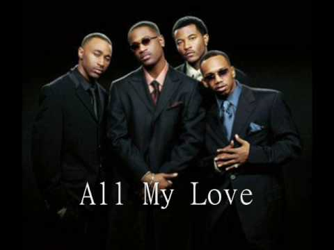 112 - All My Love     (Hallway Effects By:Me)
