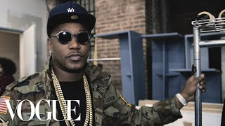 Cam'ron on His Killa Style and an Unexpected Sneaker Shopping Tip