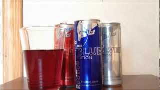 Redbull Blue Edition - Energy Drink Review