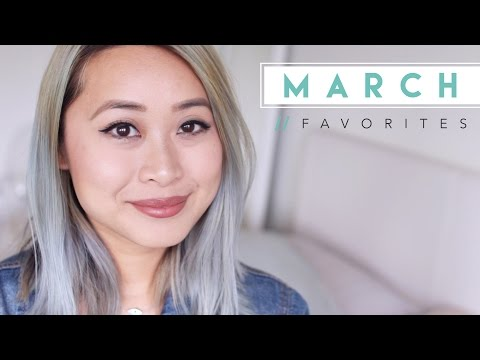 March Favorites 2016