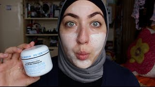 Peter Thomas Roth Therapeutic Sulfur Masque Acne Treatment Demo and Review