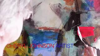 Cheryl Johnson Artist 1-Studio Visit 1