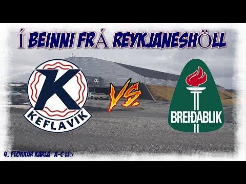 Keflavík vs Breiðabik