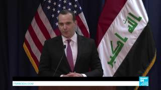 """US Secretary of State Spokesman: """"ISIS has now lost over 60% of its territory in Iraq"""""""