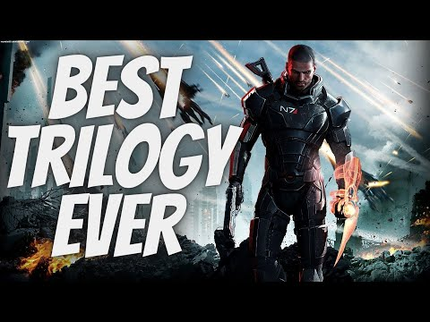Mass Effect is the BEST GAMING TRILOGY OF ALL TIME  