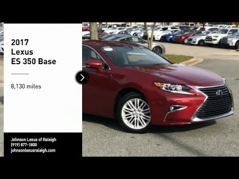 2017 Lexus ES 350 for sale in Raleigh NC