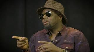 Wyclef Jean at YouTube Studios - Borrowed Time (Part 1)
