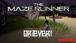Grievers! - Episode 4   The Maze Runner RP Remake   Roblox