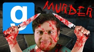 GMod Murder Funny Moments - I