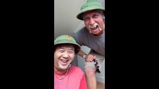 3 que xuyên tạc cười sặc cơm vui hơn coi hài Trường Giang, Hoài Linh haha