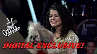 Video Coach Palak Introduces Her Dogs | Moment | The Voice India Kids - Season 2 download MP3, 3GP, MP4, WEBM, AVI, FLV Januari 2018