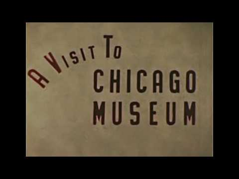 1950s Chicago Museum - Home Movie