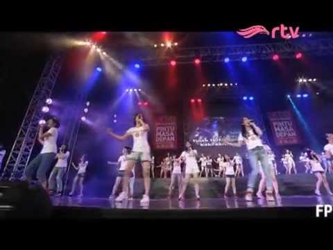 JKT48 - Mirai no Tobira @ Konser JKT48 RTV (27-6-2015)