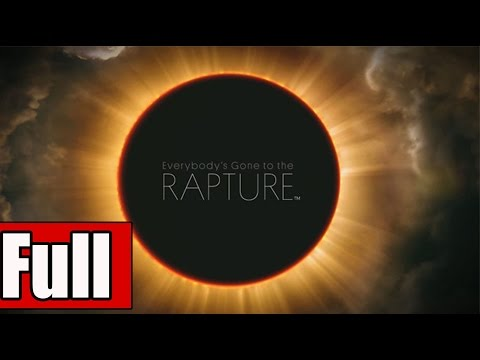 Everybody's Gone to the Rapture Full Game Walkthrough Gameplay Lets Play