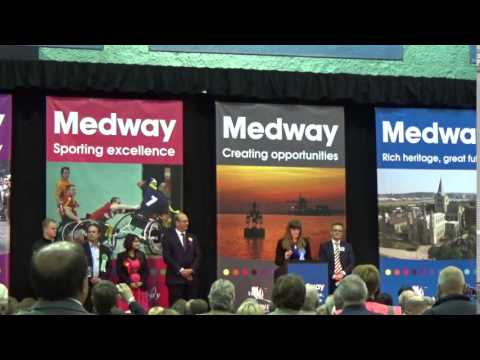 Rochester & Strood - General Election Declaration