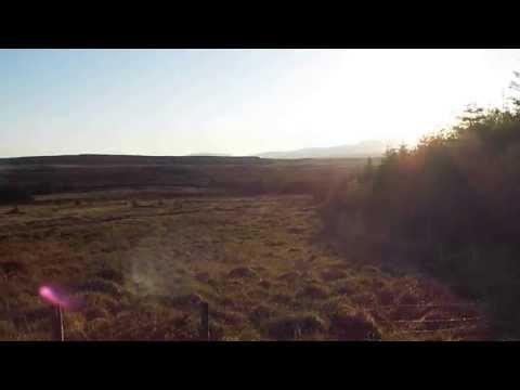Discover Ireland - Views of Crough Patrick, near Beltra lake Co.mayo