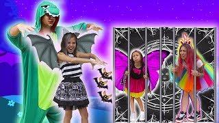 OS SUPER MALOUCOS EM: FOMOS ATACADOS PELA RAINHA MALVADA ! ( Super Powers )