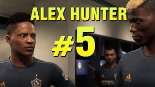 Video FIFA 18 ALEX HUNTER - Bölüm 5: AMERİKA FİNALLERİ! download MP3, 3GP, MP4, WEBM, AVI, FLV Desember 2017
