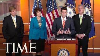 Paul Ryan Has The Toughest Job In Washington: Avoiding A Government Shutdown | TIME