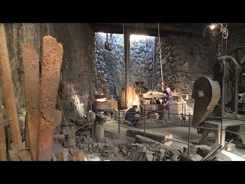 Découverte : l'incroyable parc des artisans d'antan