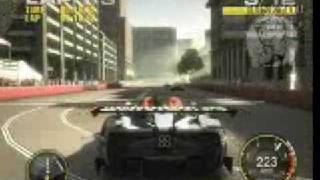 Race Driver GRID Racing gameplay 1