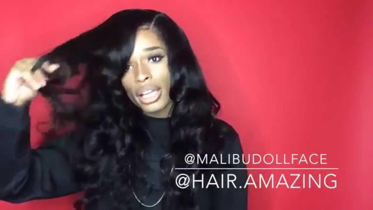 Amazing Hair Aliexpress Loose Weave Update Youtube