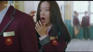 ENG SUBTrue Beauty EP1 ClipUnaware about their first encounter.Cha Eun WooMoon Ga Young
