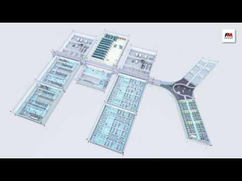 PM Group Pharma factory of the future