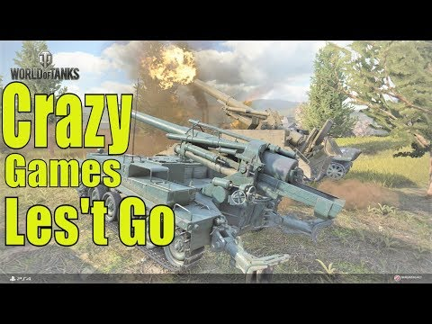 Crazy Game - Games Tank Of War || Play Online Games