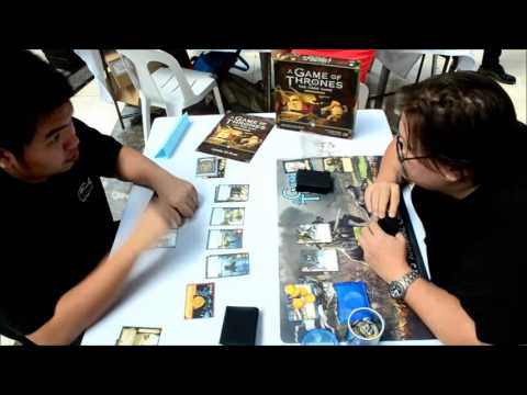 A Noble Cause: AGOT 2.0 Gameplay - Swiss - Greyjoy Fealty V Stark Fealty
