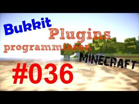Laufender Text auf einem Schild – #036 – Bukkit Plugin programmieren [HD/DE]