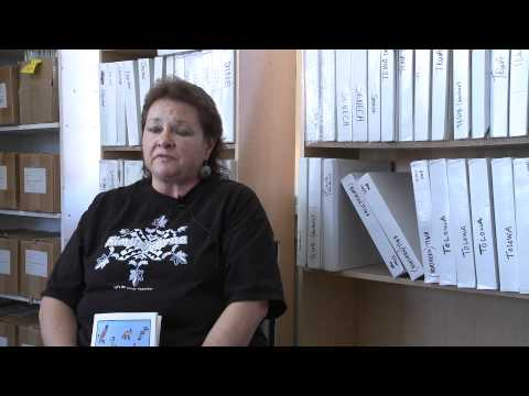 Language Revitalization Workshop 2010: Terrie Kinsey of the Sac and Fox Nation