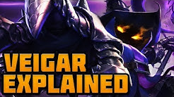 Why is Veigar Evil?