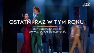 💃 Wesoła Wdówka 💃 (reż. Henryk Konwiński) - Grażyna Brodzińska