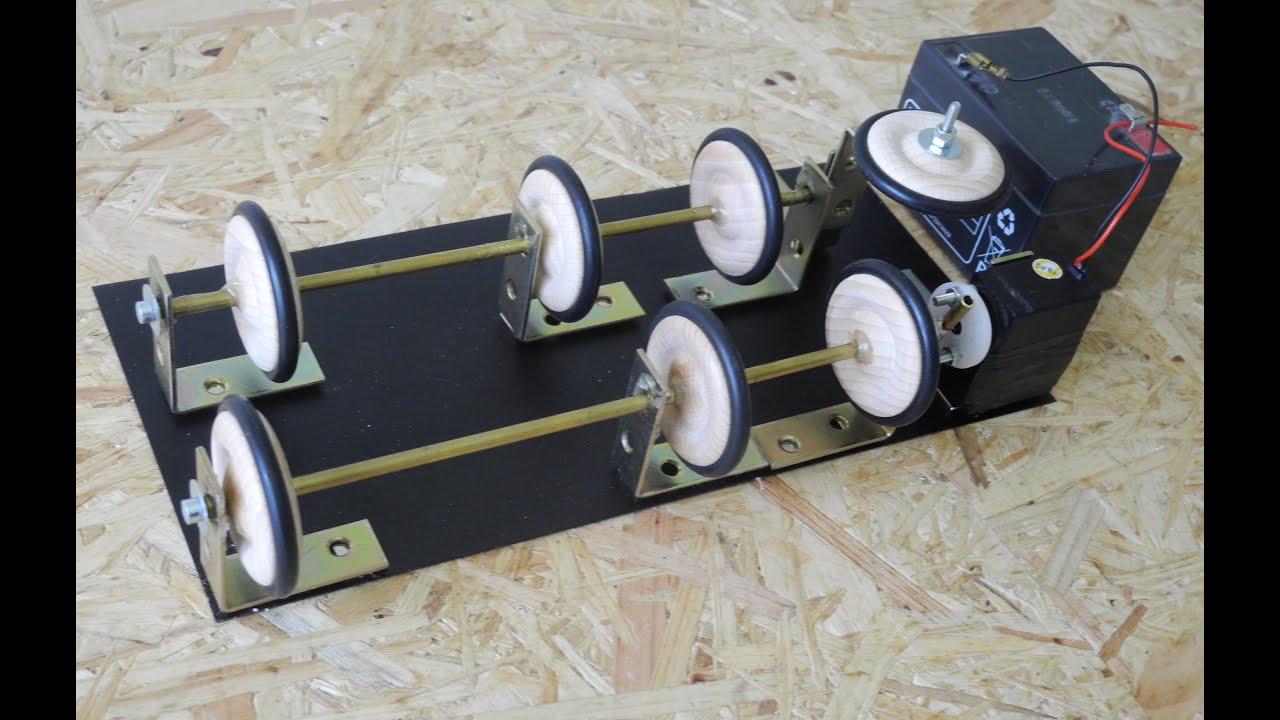 Selber bauen making of mischer kugelm hle spulenwickelmaschine youtube - Fensterladen mit lamellen selber bauen ...