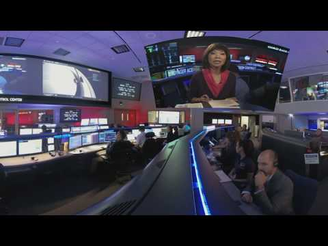 NASA Mission Control Live: Cassini's Finale at Saturn (360 video)