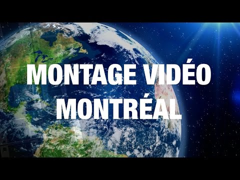 Montage video Montreal | Quebec | Sherbrooke | Edition GoPro