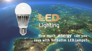 1. Светодиодные лампы Verbatim: Выгода светодиодного освещения(На правах рекламы., 2013-09-29T02:46:56.000Z)